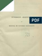 Synodicon Orientale.pdf