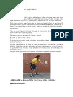 voleibol y mini voleibol