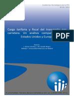 Analisis tarifario crtra comparado