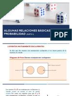 SEMANA 13 - Algunas relaciones básicas de probabilidad (II) (1)