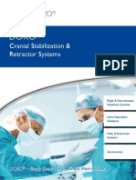 DORO - Cranial Stabilization and Retractor Systems