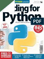 Coding for Python - 2020-06