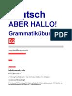 Deutsch ABER HALLO