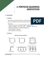 Apostila Teoria I -  Pórticos e Arcos Isostáticos