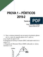 3 - Provas1 - 2019-2 e 2019-1 com gabaritos