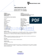 hoja tecnica cloro granulado magnachlor.pdf