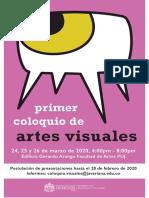 Coloquio de Artes Visuales