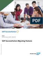 SAP SuccessFactors Migrating Features.pdf