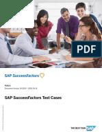 SAP SuccessFactors Test Cases.pdf