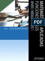MATEMATICAS APLICADAS - MODULO 1 - PARTE 1.pdf