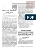 Resolución N° 022-2020-MP-FN-JFS