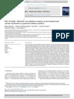 Role of insulin, adenosine, and adipokine receptors in the foetoplacental vascular dysfunction in gestational diabetes mellitus.
