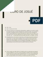 Libro de Josué