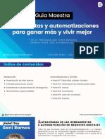 Guia Maestra de Herramientas y Automatizaciones
