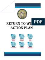 "Fauquier County ""Return to Work Action Plan"""