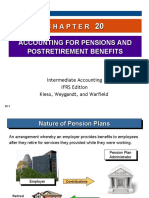 Kieso_Inter_Ch20 - IFRS (Pensions)