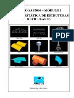 CURSO SAP2000 - Estruturas Reticulares (visto 03.02.2020)