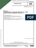 DIN EN ISO - 10684