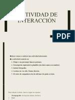 ACTIVIDAD DE INTERACCION 2do de SEC