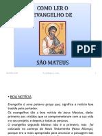 EVANGELHO MATEUS-1