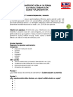 CARTA DE TAREAS- EQUIDAD Y CALIDAD EDUCATIVA