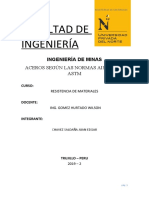 RESISTENCIA DE MATR