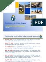 Uruguay Institutional Investor Presentation June 2020