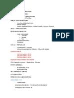 Indice de estudio historia del derecho