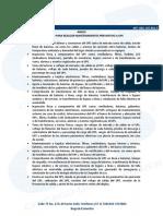 PROTOCOLOS DE MANTENIMIENTO PREVENTIVO Y CORRECTIVO