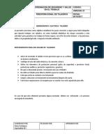 PREOPERACIONAL DE HERRAMIENTAS ELECTRICAS TALADROS