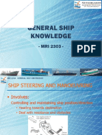 NMIT MRI 2303 General Ship Knowledge Ch