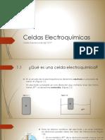 CELDAS ELECTROQUIMICAS (Ag-Cr) PPT