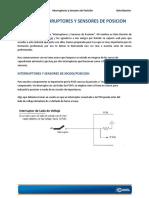 CURSO DE INTERRUPTORES Y SENSORES DE POSICION