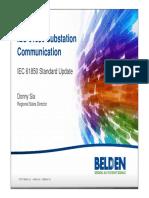 IEC61850 Substation Communication