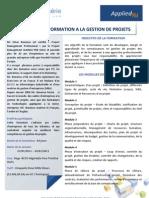 Formation GP