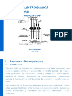 Unidad No.2 Capa de Elmonts, Reactores Electroquímicas