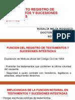 REGLAMENTO DE TESTAMENTOS Y SUCESIONES INTESTADAS.pptx