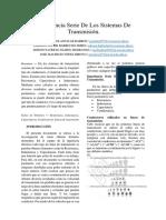 Impedancia Serie De Los Sistemas De Transmisión.