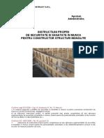 ok IPSSM constructor structuri monolite