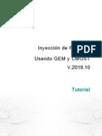Inyección de Polímero - Curso Online - Tutorial
