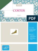 diapositiva costos