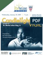 MLK Candlelight Vigil 2011 Flyer (2)
