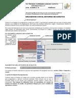 taller No 2 Elementos del entorno de Scratch P4 grado 6 2020