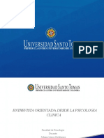 Fases de la entrevista-Protocolo de Milan