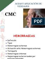 hemorragiasyaplicaciondevendajes-140730112347-phpapp01