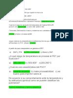 Banco de Preguntas Polímeros
