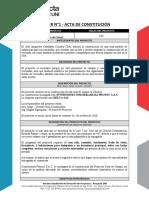 TALLER 1 - ACTA DE CONSTITUCIÓN v3