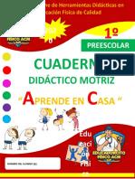 Cuadernillo de Preescolar 1o