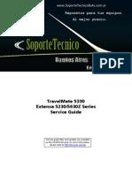 163 Service Manual -Travelmate 5330 Extensa 5230 5630z