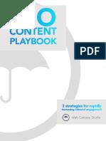 Content Playbook PB